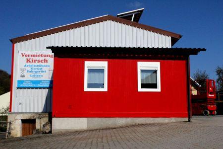Helmut Kirsch GmbH in Pegnitz