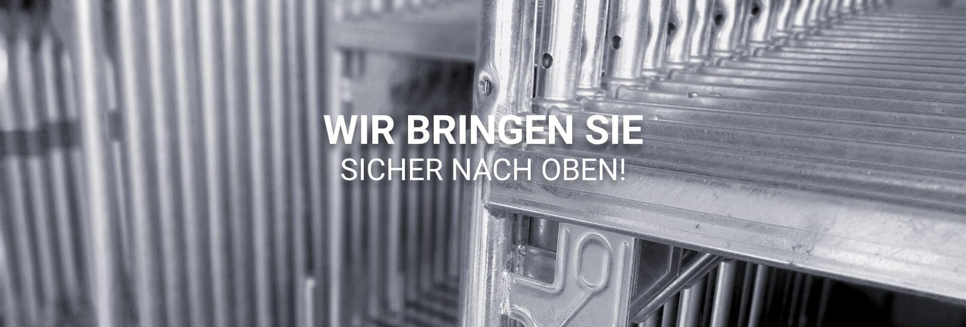 Gerüst - Helmut Kirsch GmbH Pegnitz & Bayreuth